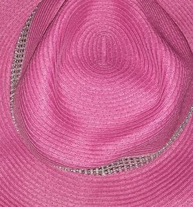 Womens Pink Hat